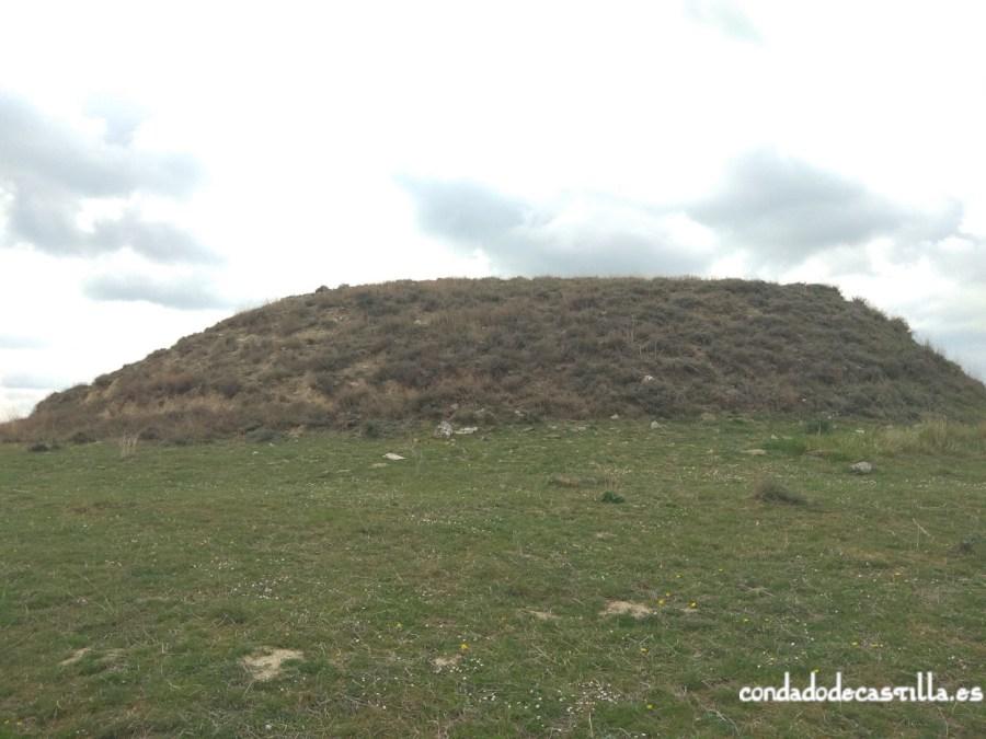 Cima del castillo de Ibrillos
