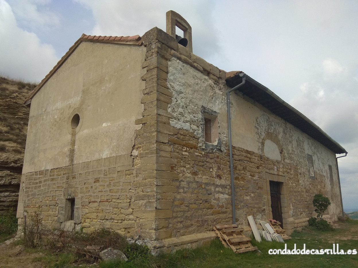 Ermita de Nuestra Señora de la Peña de Ibrillos