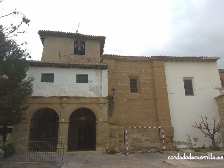 Iglesia de San Pedro de Ibrillos