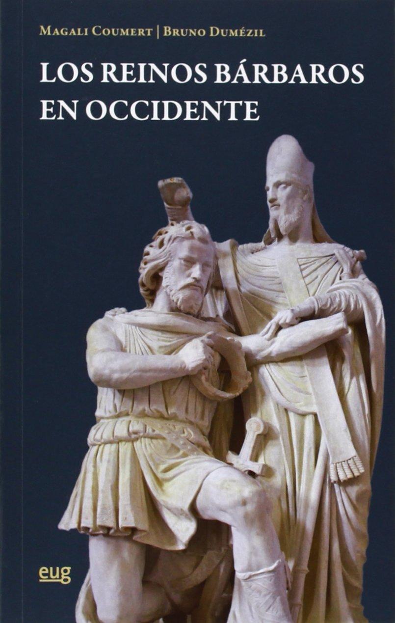 Los reinos bárbaros en Occidente Book Cover