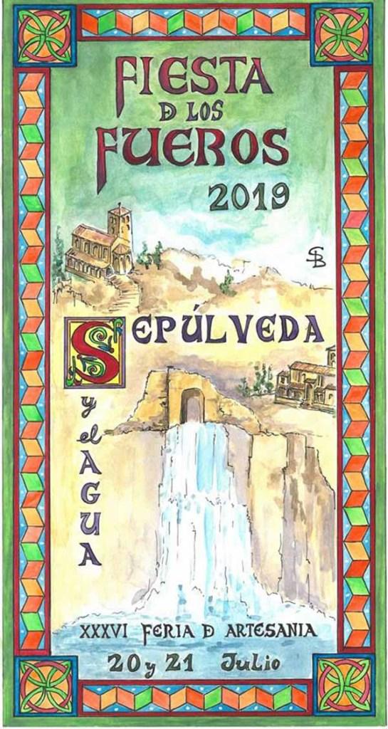 Fiesta de los Fueros de Sepúlveda 2019