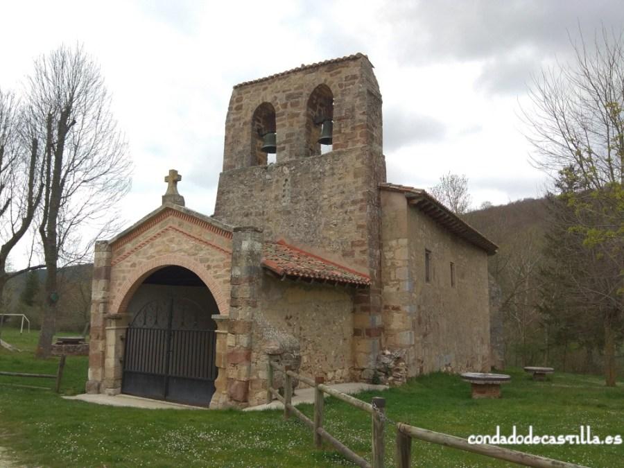 Ermita de Nuestra Señora de Oca