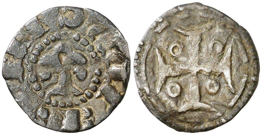 Dinero de Ramón Berenguer II
