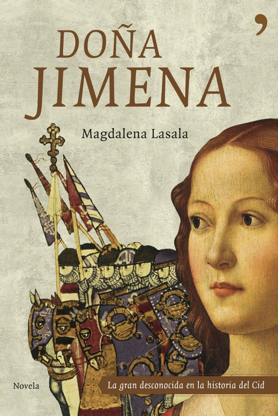 Doña Jimena Book Cover