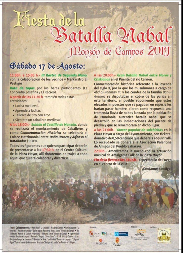 Batalla Nabal 2019 Monzón