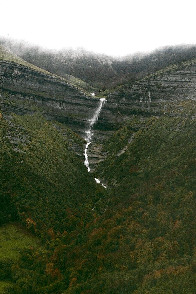 Cascada de San Miguel