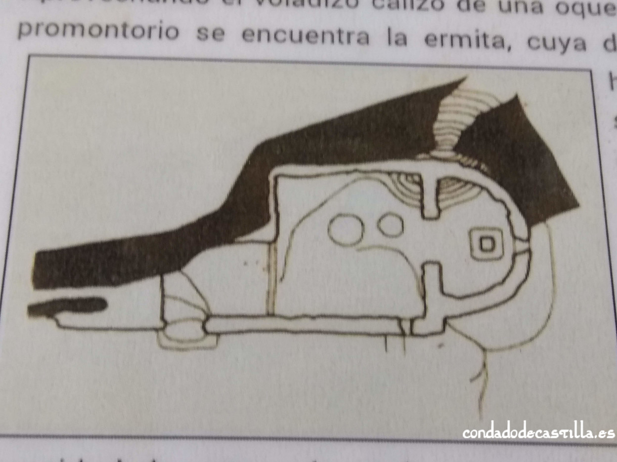 Plano de San Juan de Socueva