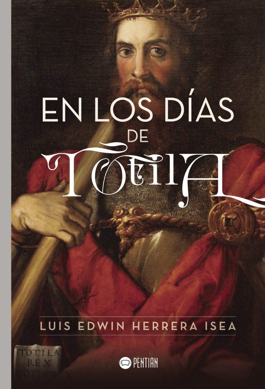 En los días de Totila Book Cover