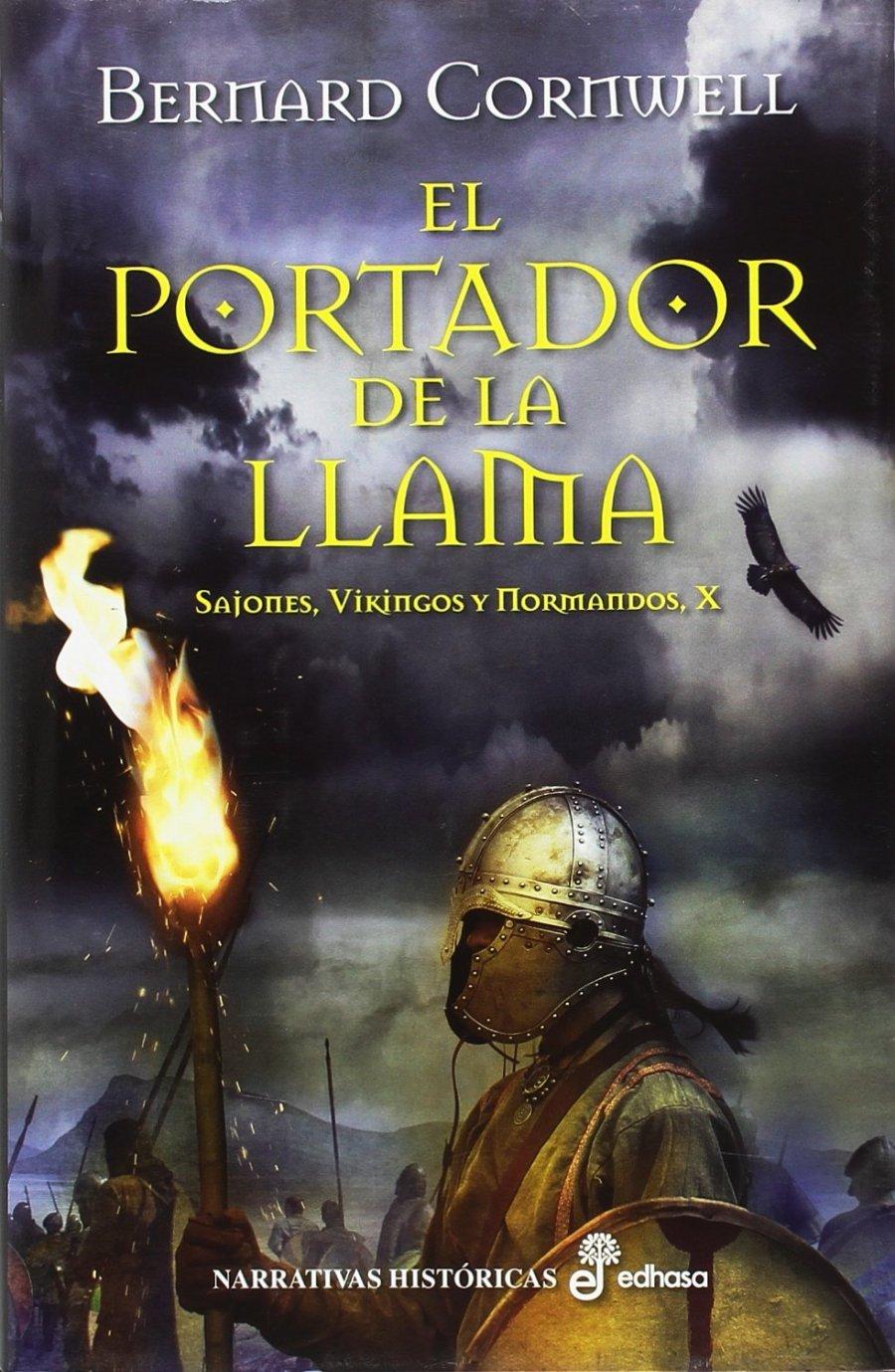 El portador de la llama Book Cover