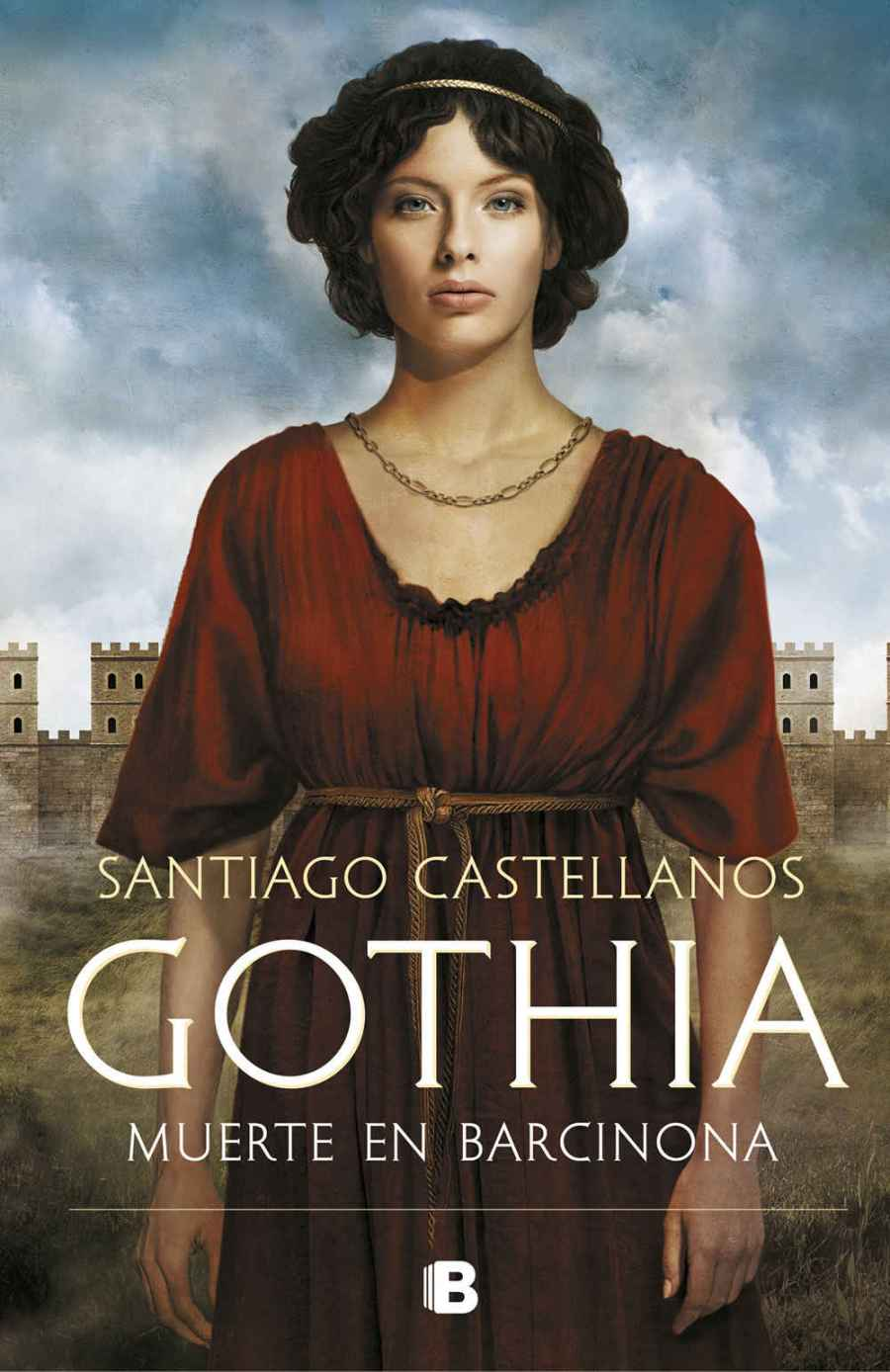 Gothia: Muerte en Barcinona Book Cover