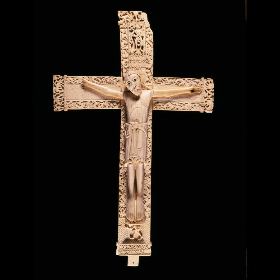 Crucifijo de Fernando I y Sancha