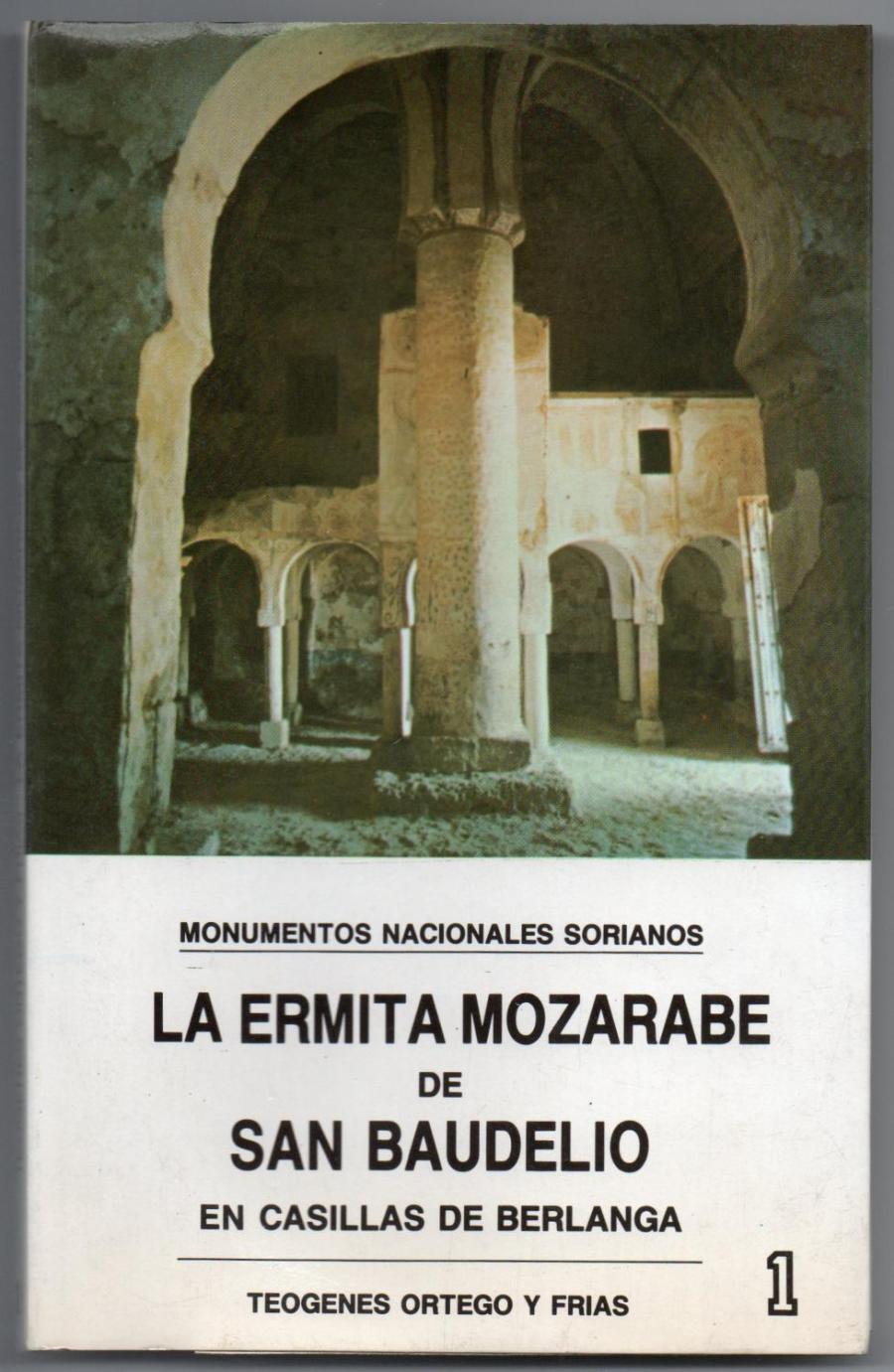 La ermita mozárabe de San Baudelio en Casillas de Berlanga Book Cover