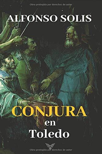 Conjura en Toledo Book Cover