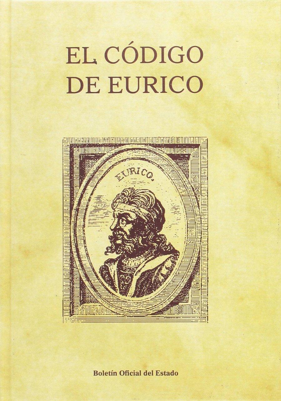 El código de Eurico Book Cover