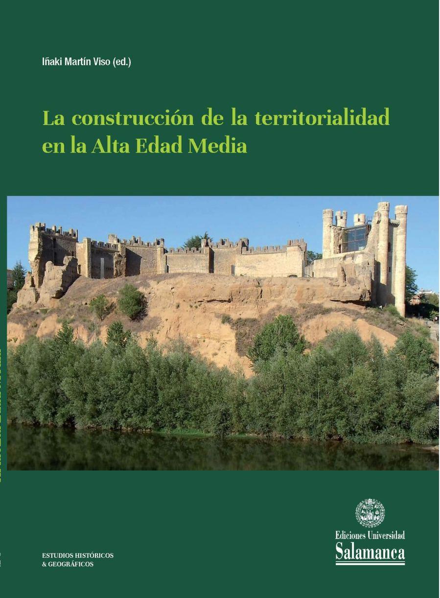 La construcción de la territorialidad en la Alta Edad Media Book Cover