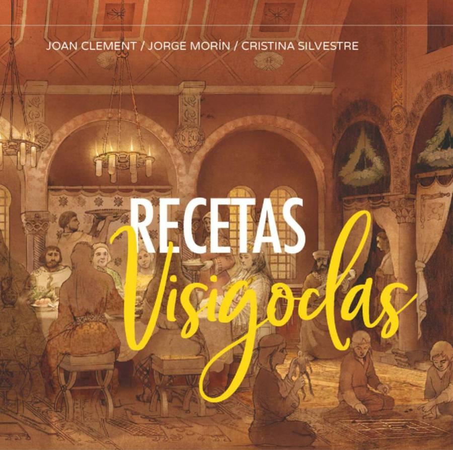 Recetas visigodas Book Cover