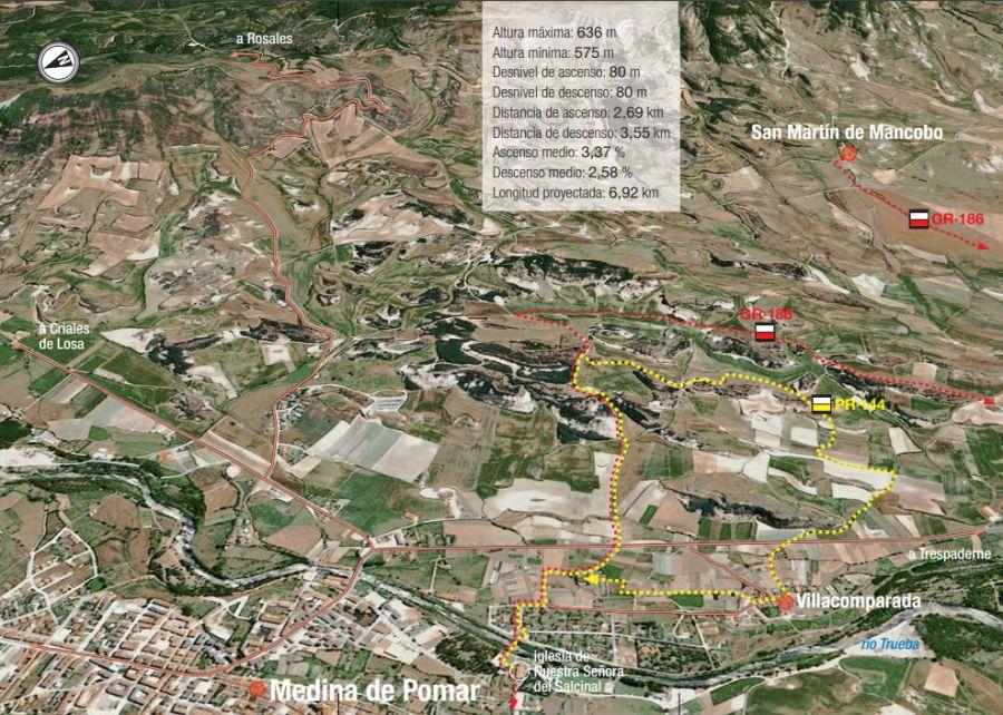 Mapa PRC-BU 144