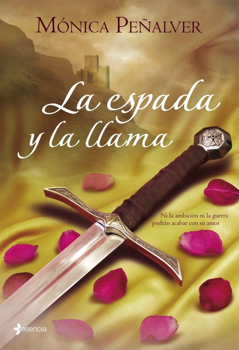 La espada y la llama Book Cover