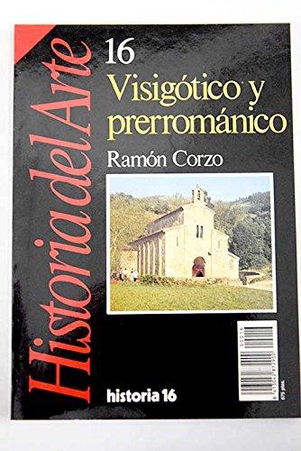 Visigótico y Prerrománico Book Cover