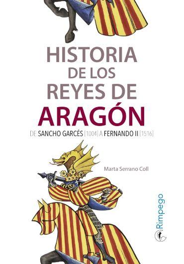 Historia de los reyes de Aragón Book Cover