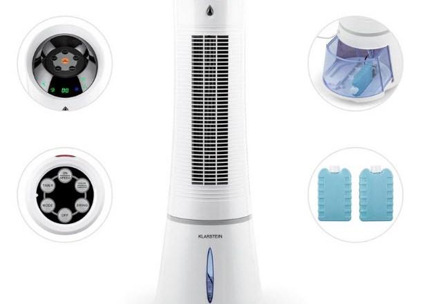 Condizionatori e climatizzatori portatili senza tubo - Climatizzatori portatili senza tubo ...