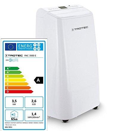 Climatizzatore Portatile TROTEC PAC 3500