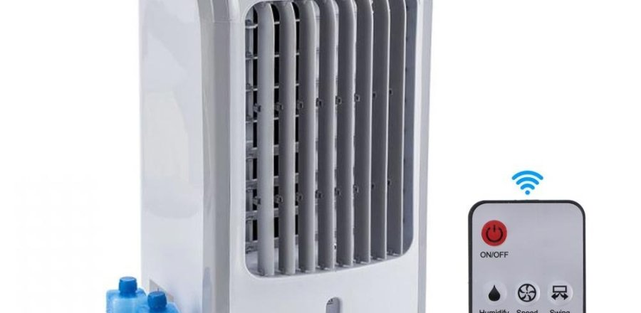 Bakaji Raffrescatore d'aria Compatto Air Cooler