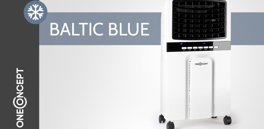 Recensione oneConcept Baltic Blue Raffreddatore Aria