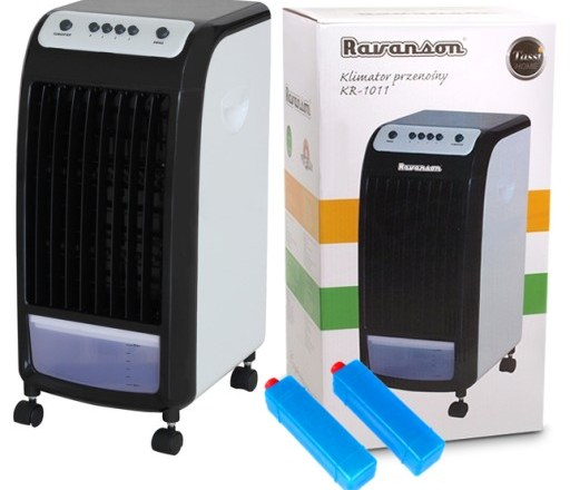 Recensione ventilatore e umidificatore Ravanson KR-1011
