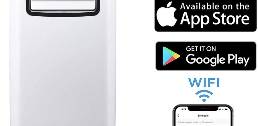 FlinQ Smart Condizionatore Portatile