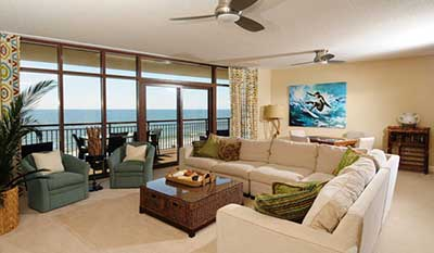 5 Bedroom Vacation Al Home In North Myrtle Beach Ocean Front Sunset Red Condo A 6