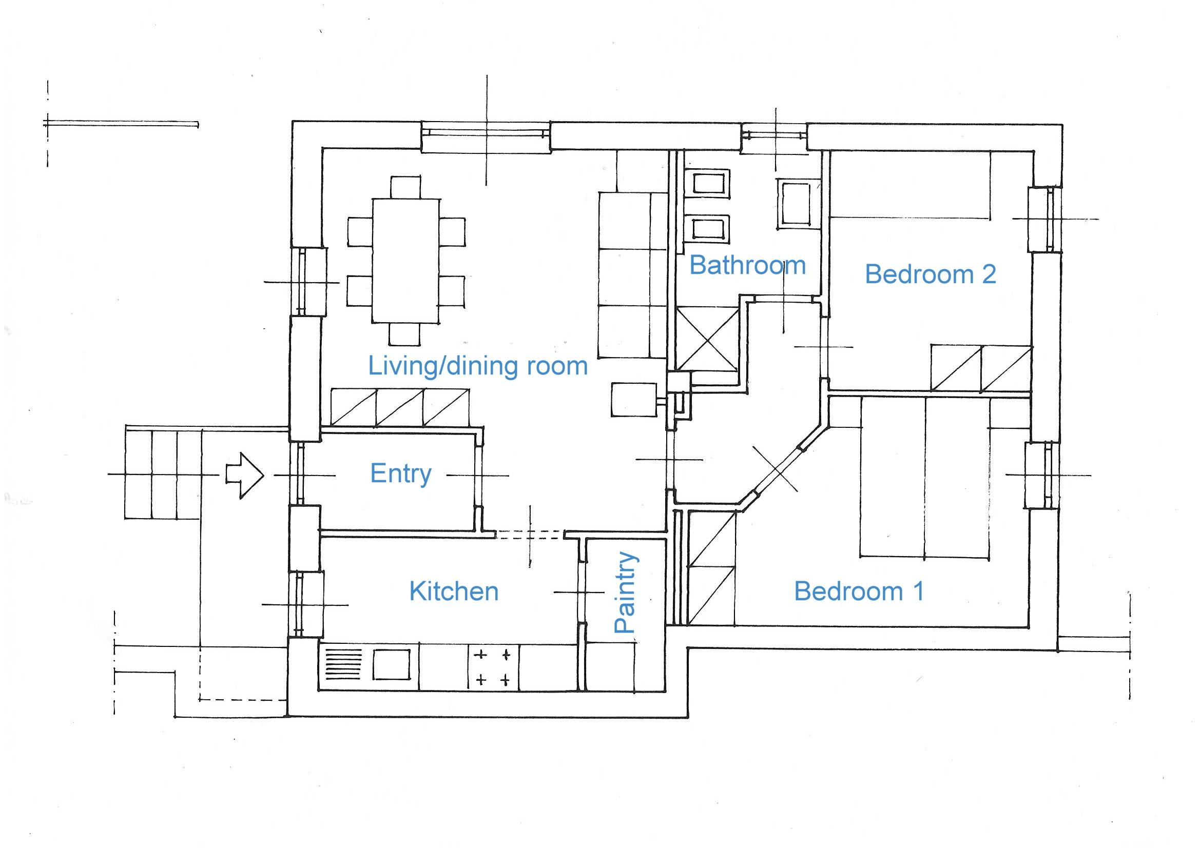 Apartment S Map
