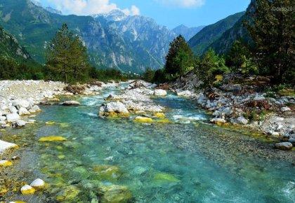 Trekking e scalate eccezionali nel parco della Pace in Albania