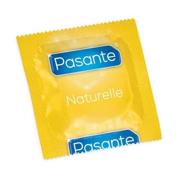 Pasante Naturelle Condom Foil