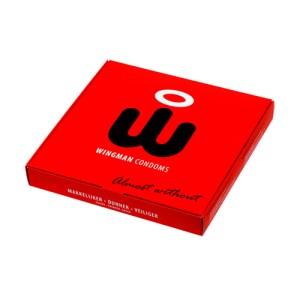 wingman condooms 12st - extra dunne condooms