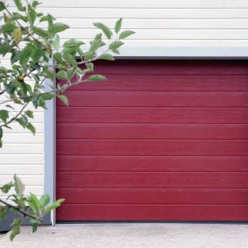 High-Line Garage Door