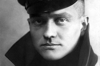 Manfred von Richthofen (1917), deutscher Jagdflieger im Ersten Weltkrieg