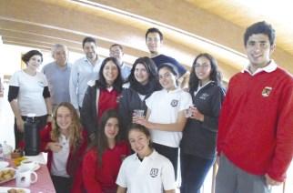 Colegio Alemán de Villarrica – Cazadores de partículas en las faldas del volcán