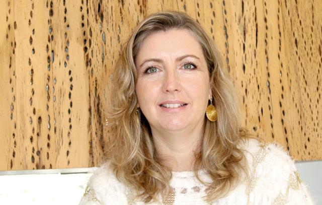 Christina Hoehmann geht es um die Wiedergewinnung unseres kulturellen Erbguts in Chile. Foto: Walter Krumbach