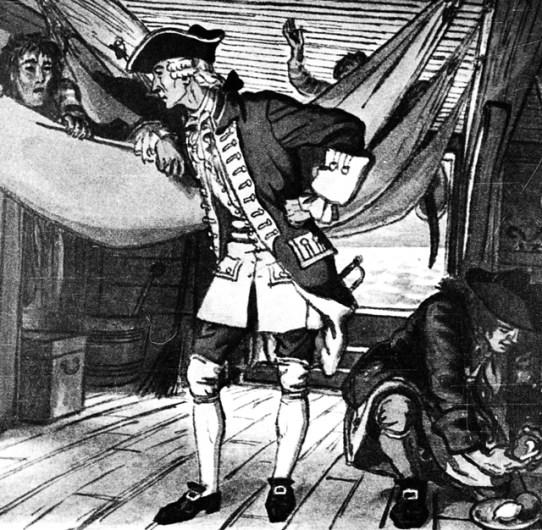 Was hilft gegen Skorbut? Der britische Schiffsarzt James Lind wies 1754 nach, dass Zitrus- und Limettenfrüchte die Vitamin-C-Mangelerkrankung bekämpfen. Daher auch der Spitzname «Limey» für Angehörige der Royal Navy. Auf norddeutschen Handelsschiffen griffen die Matrosen zu Sauerkraut – es folgte die stereotypisierende Bezeichnung «Krauts».