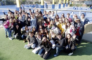Das Insalco erhielt Besuch aus Buenos Aires: 28 Studierende des Berufsbildungszentrums zu Gast in Santiago