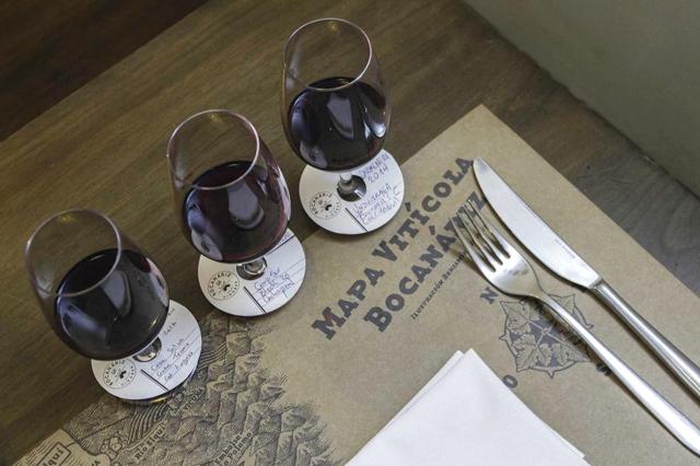 Auf zur lustigen Weinprobe ins Bocanáriz im Barrio Lastarria