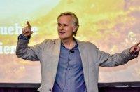 Klaus Schmidt-Hebbel bei seinem Vortrag über Glück und Entwicklung im Club Manquehue