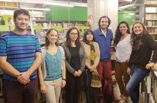 Leseclub Goethe-Institut Santiago de Chile
