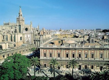 Casa de Contratación Sevilla
