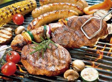 Grillen Fleisch