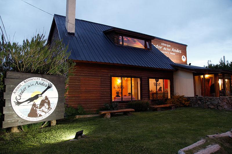 opções de hospedagem na Patagônia argentina