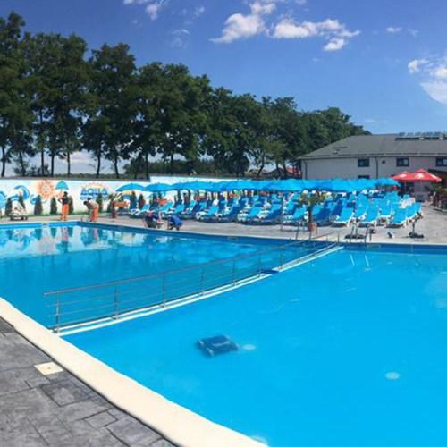 Inaugurare piscina Condor Resort