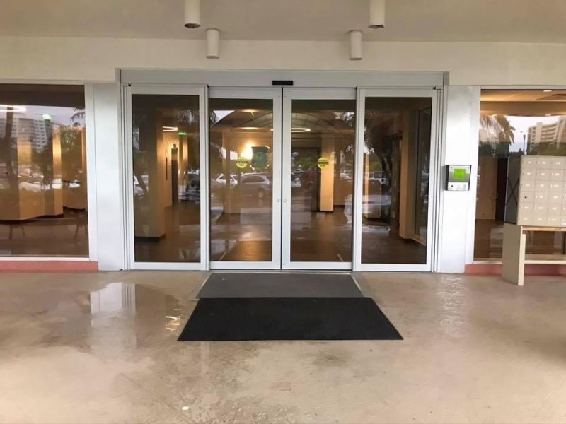 VT1 Entrance renovation Sept 2020
