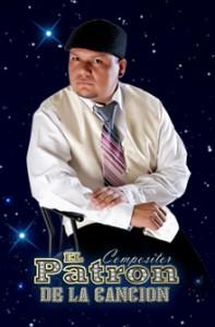 Compositor de canciones romanticas Salvador Cerna El Patron de la Cancion
